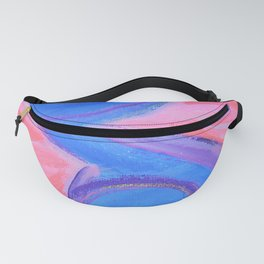 The Study of Pink pt. 2 Fanny Pack