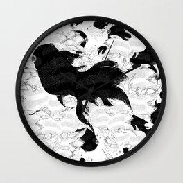 FISH PARADISE Wall Clock