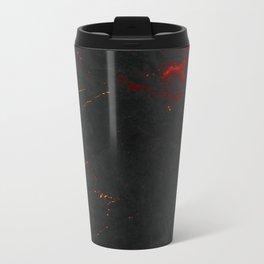 Volcanic marble Travel Mug