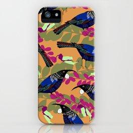 tui orange iPhone Case