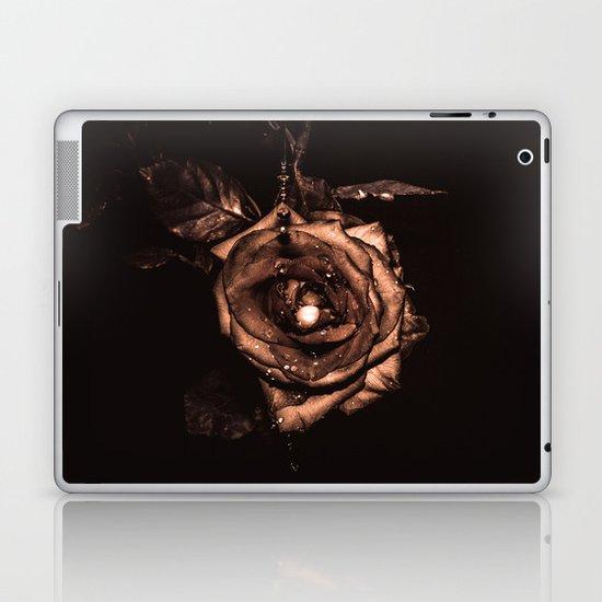 (he called me) the Wild rose Laptop & iPad Skin