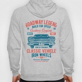 Roadway Legend Build For Speed Hoody