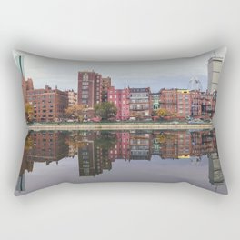 Pink Reflections Rectangular Pillow