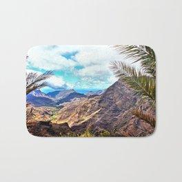 Gran Canaria, Canary Islands. Bath Mat