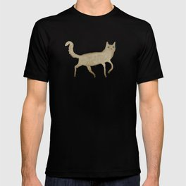 Suspicious-Looking Moggy T-shirt