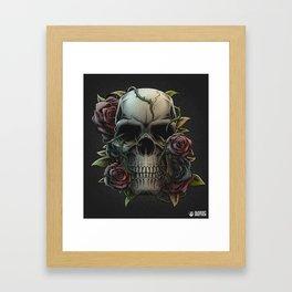 The Death Roman Framed Art Print