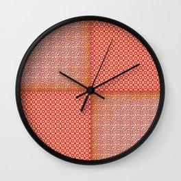 Char Wall Clock