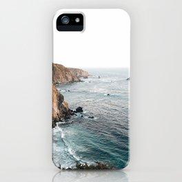 Big Sur, California // iPhone Case