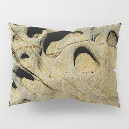 Madera abstracta Pillow Sham