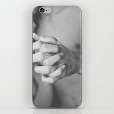 Walking through a dream iPhone & iPod Skin