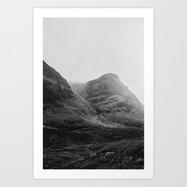 The Isle of Skye Art Print