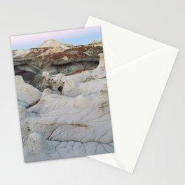 Badlands Blue Hour Stationery Cards