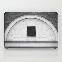 theatre iPad Cases featuring Theatre in a Wall by cinema4design