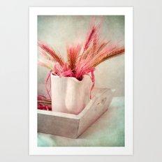 belle nature Art Print