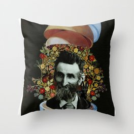 0. The Fool Throw Pillow