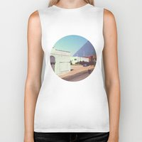 memphis Biker Tanks featuring Memphis by lizzy gray kitchens