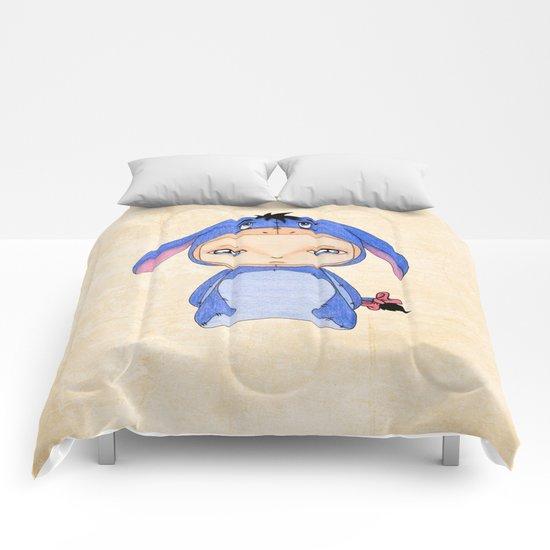 A Boy - Eeyore Comforters