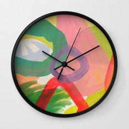 No name Wall Clock