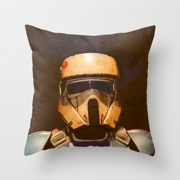 Scarif Troopers Throw Pillow