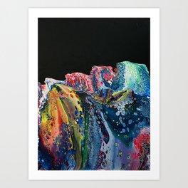 Abyss II Art Print