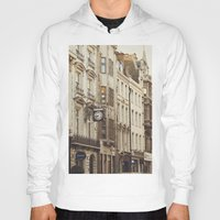 london Hoodies featuring London  by Nina's clicks