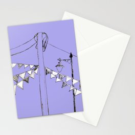 Bring out the Bunting Stationery Cards