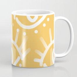 Eye on yellow Coffee Mug