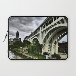 Under The Bridge Laptop Sleeve