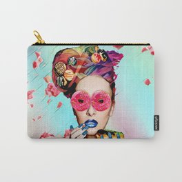 Candy Lady Carry-All Pouch