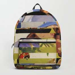 Glitch Pin-Up Redux: Farrah Backpack