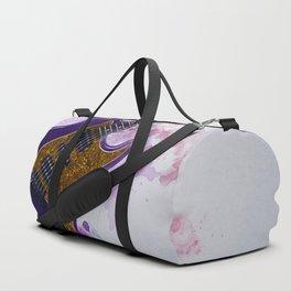 Electric Guitar Art Duffle Bag