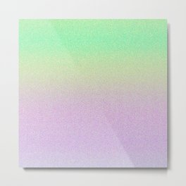 Re-Created Color Field No. 16 by Robert S. Lee Metal Print