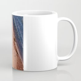 sand bicycle Coffee Mug