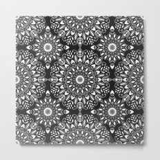 Mandala 76 Metal Print