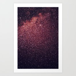 Infinite Universe Art Print