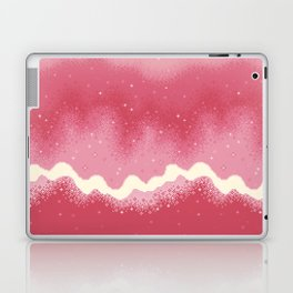 Summer Sweets: Strawberries and Cream Galaxy Laptop & iPad Skin