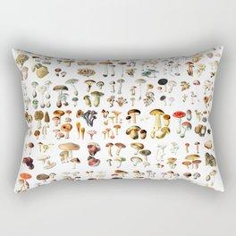 Fungi Rectangular Pillow