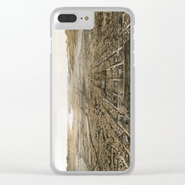 San Jose - California - 1875 Clear iPhone Case