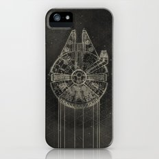 Millennium Falcon iPhone (5, 5s) Slim Case