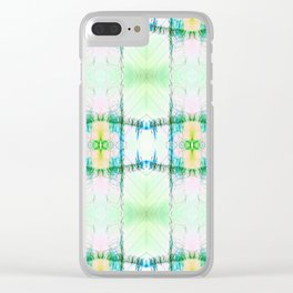 Blind Rush Aesthetic Clear iPhone Case