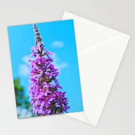 Flower Tower Stationery Cards
