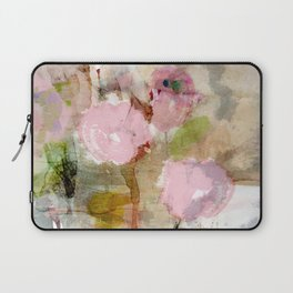 Abstract flores Laptop Sleeve