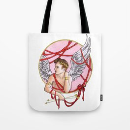 Cupid Boy Tote Bag