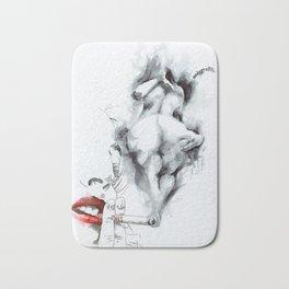 NUDEGRAFIA - 55 smoke Bath Mat