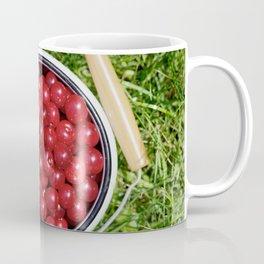 Sour cherrys fruit Coffee Mug