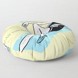 Mr. November Floor Pillow