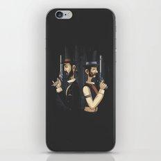 Pistols At Dawn iPhone & iPod Skin