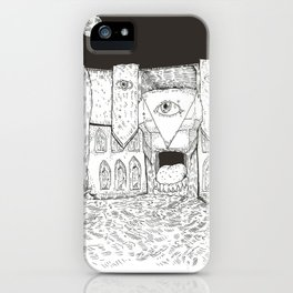 The Walls iPhone Case