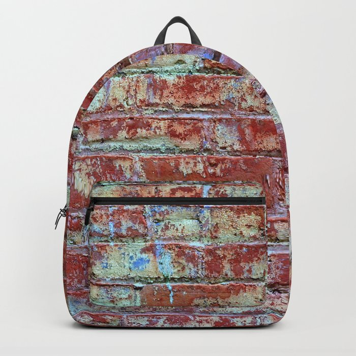 Brick Wall Backpack