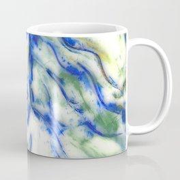 Encaustic Horse Coffee Mug